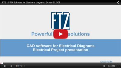 video presentation electrical cad