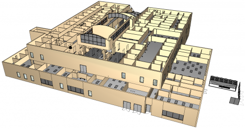 capture clinique 3d bim