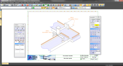 CAD-graphic-editor