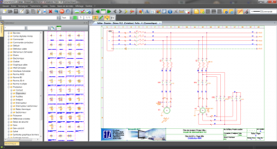 CAD-software-electricity-drawing